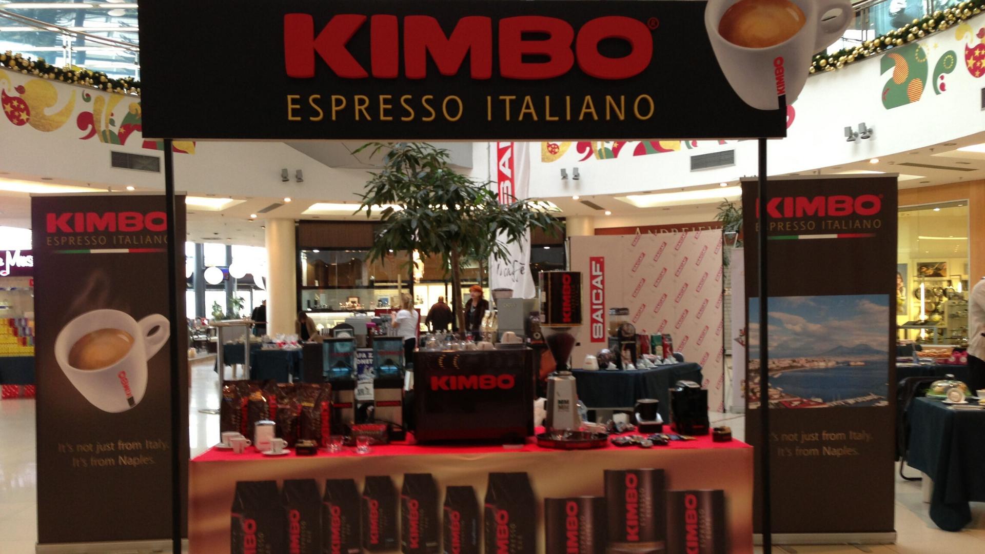 """KIMBO na manifestaciji """"Dani kafe i čaja"""""""