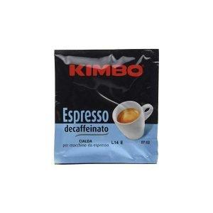 Kimbo Cialde Decaffeinato 10kom
