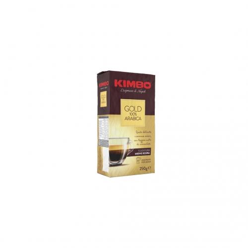 Kimbo Gold 100% Arabika 250g