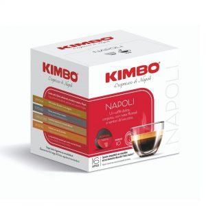 Kimbo Dolce Gusto kapsule Napoli 96kom