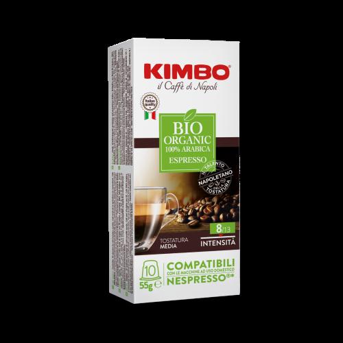 Kimbo Nespresso kapsule BIO 10kom